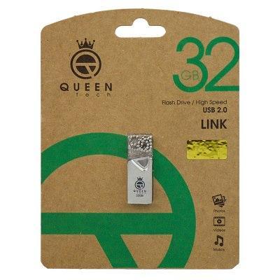 فلش مموری کوئین تک مدل LINK ظرفیت 32 گیگابایت